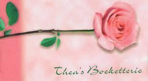 Thea's boeketterie